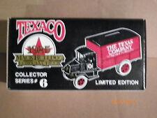 1925 TEXACO MACK BULLDOG LUBRICANT TRUCK COLLECTOR SERIES #6 ERTL MINT