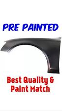 New PRE PAINTED Driver LH Fender for 2009-2012 Audi A4 w FREE Touchup