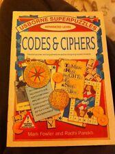 Usborne Superpuzzles - Codes And Ciphers