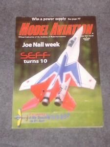 Model Aviation Magazine September 2011