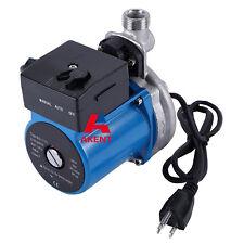 3/4'' 110V Hot Water Circulation Pump NPT Circulator Pump For Solar Heater
