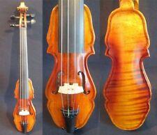 """Rare pochette violin 7 3/4"""",pocket violin,SONG Brand,nice warm sound #11233"""