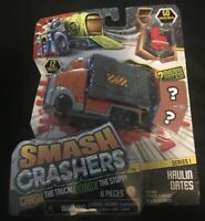 Smash Crashers Haulin Oates Series 1 - New, Sealed In Package - Fast Ship