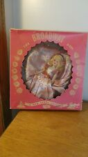Vintage The Broadway Doll, Admiration Toy Co. Character Nyc Boxed