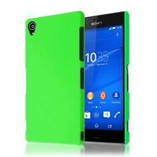 Étuis, housses et coques verte en plastique rigide Pour Sony Xperia Z3 pour téléphone mobile et assistant personnel (PDA)