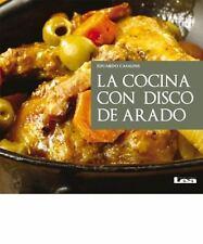 LA COCINA CON DISCO DE ARADO - CASALINS, EDUARDO - NEW BOOK