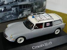 1/43 Atlas Citroen ID 19 Ambulance Collection