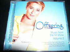 Offspring Volume 2 Music From The Show Soundtrack CD - Like New