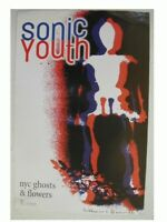 Sonic Youth Promo Poster