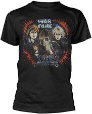 WARFARE Metal Anarchy T-SHIRT OFFICIAL MERCHANDISE