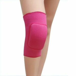 2x Knee Pads Nylon Volleyball Support Yoga Training Protection Dance For Kids