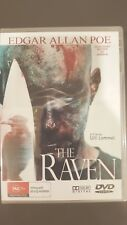 The Raven - E.A. Poe [ DVD ] NEW & SEALED, Multi Region, FREE Next Day Post