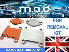 EGR BLANKING PLATES 1.9 JTDM ENGINES FIAT STILO CROMA **INCLUDES GASKET**