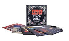 ZZ TOP-CINCO NO 2:SECOND FIVE LPS VINYL LP NEW