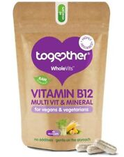 Together Health | WholeVit B12 & Diet Support 60 Caps