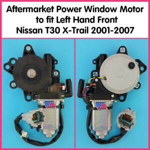 windowmotor to fit 01-07 T30 Nissan X-Trail - LEFT FRONT with Auto