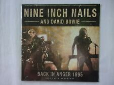 "Vinyle 33T NINE INCH NAILS & David BOWIE ""Back in Anger 1995"" - NEUF scellé"