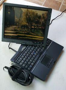 HP Compaq tc4400 Core 2 Duo 1.83GHz 1.5GB RAM 160GB HDD wifi Linux Mint