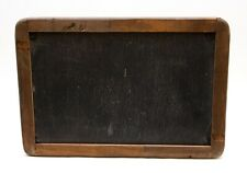 Antique School Chalkboard Desk Elementary Chalk Desk Student Made w/Slate Stone