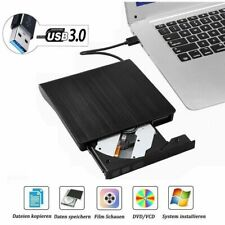 Extern USB 3.0 CD RW DVD Brenner Laufwerk Writer CD/DVD-ROM/DVD±RW Für PC Laptop