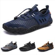 Size 39-47 Men's Running Outdoor Casual Flat Comfort Hiking Swimming Sport Shoe