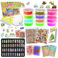 UNGLINGA Slime Kit for Girls Boys Kids Age 6+ Arts and Crafts Toys