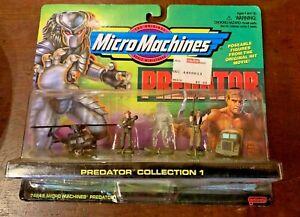 Micro Machines Predator Collection 1