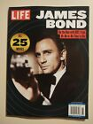 JAMES BOND 007 MOVIES  DANIEL CRAIG COVER  ALL 25 MOVIES 2021 LIFE MAGAZINE NEW