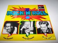 Rock 'n' Roll-Original Recordings Jerry Lee Lewis, Chuck Berry, Fats Domino [LP]
