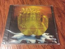 Brand New Factory Sealed MAZE Golden Time Of Day Frankie Beverly CD S21-57643