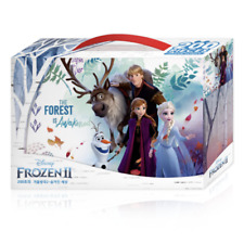 Jigsaw Puzzle Disney 200 Large Pieces For Kids Frozen 2 Magic Forest