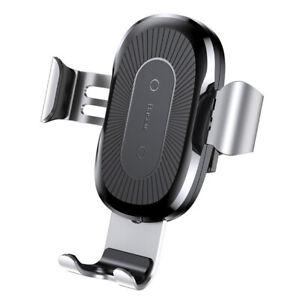 Baseus Universal Car Phone Mount & Inductive Charging Dock Huawei Mate 20 Pro