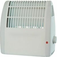 450W Frost Watcher Compact Convector Heater Wall Mounted Greenhouse Caravan