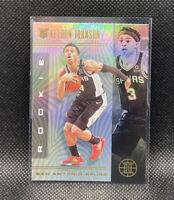 Keldon Johnson Base Rookie San Antonio Spurs 2019-20 Panini Illusions #180