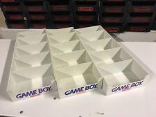 Rack (l'unité) Nintendo Nes ou Gameboy Officiel vitrine Présentoir Display Gb