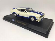 1:32 Oz Legends - XC Cobra Ford Falcon Option 97 with Bonnet Scoop - White/Blue