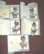Annette Funicello Bear Mousekebear Days Of The Week Limted Edition 2500