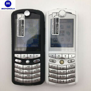 Original Motorola Rokr E1 1.3MP Camera Bluetooth Arabic English Russian Keyboard