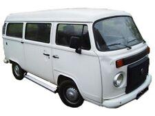 Deluxe DI ALLUMINIO LATERALI PASSO 4 VWT2 Bus Brasiliano completo FITT kit NO TRAPANO C9047