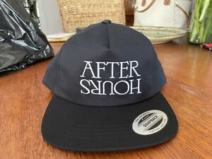 The Weeknd XO After Hours SnapBack Hat