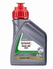 OLIO CASTROL FORK OIL 15W MINERALE
