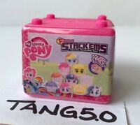 New My Little Pony Fash'ems Stack'ems Squishy Stackable Mystery Blind Pack HTF!