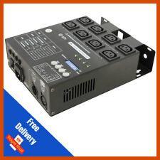 QTX DP4 4 Canales Dimmer etapa Par Dmx IEC puede Controlador De Iluminación