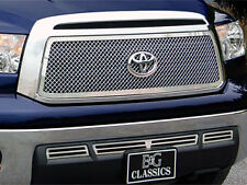 2007-2009 Toyota Tundra SES Chrome Mesh Grille Overlay MG170A/B
