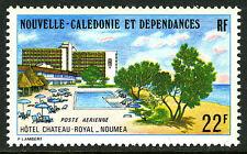 New Caledonia C121, MNH. Hotel Chateau-Royal, Noumea, 1975