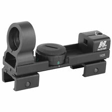 NcStar DAB 1X25 Red & Green Dot Optic Reflex Sight Weaver & 3/8 Dovetail Base