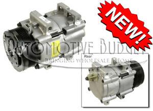 A/C Compressor w/Clutch for Ford Freestar Windstar Mercury Monterey - NEW