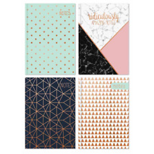 A4/A5/A6  Hardback Notebook Lined Ruled Journal Office School Stationery