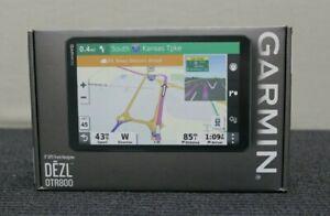 Garmin Dezl OTR800 8 inch GPS Truck Navigator