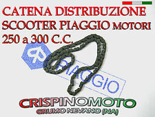 CATENA DISTRIBUZIONE APRILIA SPORT CITY 250/300 - SCARABEO 300 -ATLANTIC 250/300